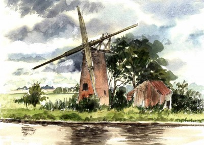 Oby Mill