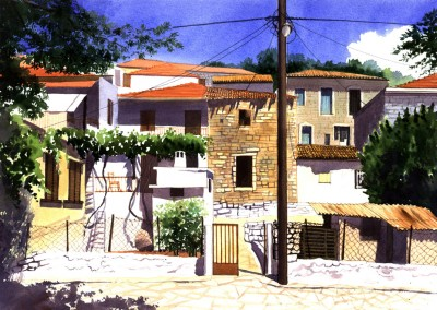 Cottages in Vathi 2, Greece