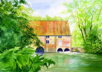 Aylsham Mill Back