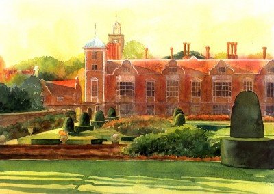 Blickling Hall late summer