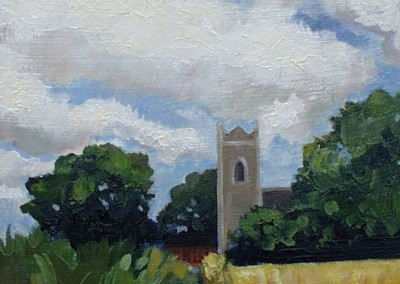 Thurne Church, Norfolk, 1