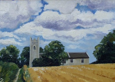 Thurne Church, Norfolk, 2