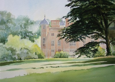Back of Blickling