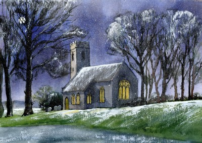 Little Witchingham Church