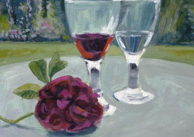 Wine and Rose