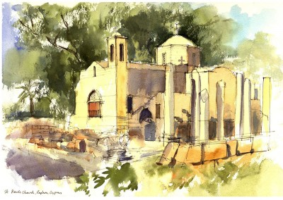 St Paul's Church, Paphos, Cyprus
