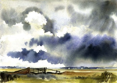 Thurne Marshes (after Seago)