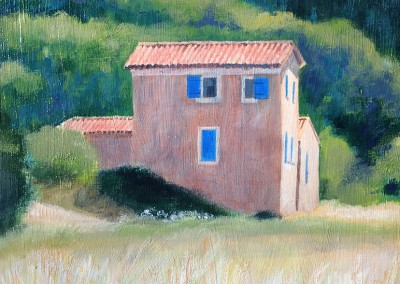 Cottage at Savoyans, Provence