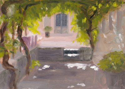Courtyard 1 Provence