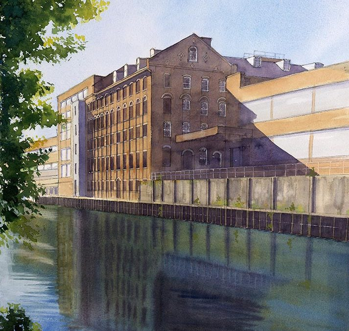 View  Most of the Original Riverside paintings…